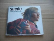 SUEDE - NEW GENERATION - CD SINGLE IN JEWEL CASE - BRETT ANDERSON BERNARD BUTLER