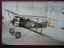 POSTCARD AIR HANRIOT HD-A DESIGNED IN 1916