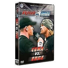 WWE DVD Wrestling CENA vs. EDGE the best of raw and snack down vol. 3