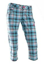 Northfinder Women's 3/4 Alaina Check Trousers Large box7478 F
