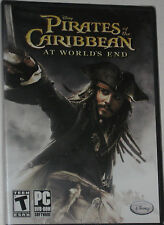 NEW Pirates of the Caribbean : At World's End PC Game - Free Shipping !