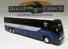 "New 11"" Plastic Greyhound Neoclassic MCI ""J"" 4500 1:50 Scale Bus"