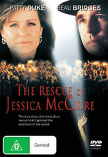 Patty Duke THE RESCUE OF JESSICA McCLURE - MIRACULOUS TRUE STORY DVD
