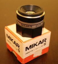 MACRO LENS MIKAR / S 4,5/55 M42 ENLARGER