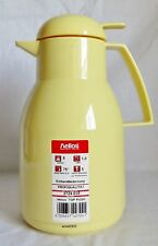 Helios - Insulated thermos, Coffeepot, Teapot 1L - yellow shiny