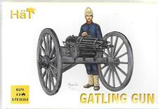 HAT Gatling Gun with Colornial Crew in  1/72 8179  ST