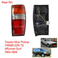 Tail Lamp Light RH for Toyota Pickup YN58R 22R TE 4Runner Hilux Surf 1984-1988