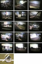 Super 8mm Film-Privatfilm von 1970-Frankreich Reise über Bordeaux,Straßen u.a.