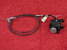 EXHAUST VALVE SERVO MOTOR w/Cables 07-08 CBR600RR CBR600 CBR 600RR OEM ACTUATOR
