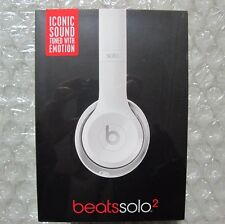 Beats Solo2 Wired On-Ear Headphone White