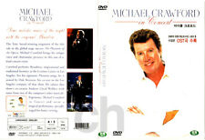 Michael Crawford in Concert DVD NEW