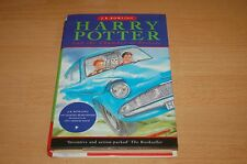 HARRY POTTER AND THE CHAMBER OF SECRETS 1ST EDITION FIRST PRINT HARDBACK BOOK