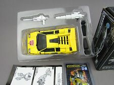 Transformers G1 Masterpiece Tigertrack Complete Mp-12T Hasbro