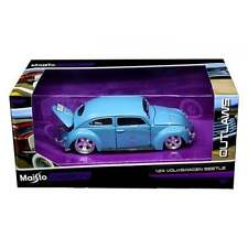 Maisto Volkswagen Beetle Outlaws - 1:24 Scale Diecast Car - M31023