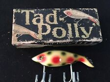 Heddon Strawberry Tadpolly in Rare Intro Box