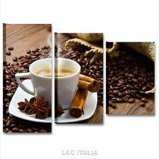 Quadro bar caffè 7 QUADRO MODERNO STAMPA TELA QUADRI ARREDAMENTO CASA CUCINA