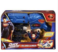 Man of Steel Superman Quick Shots Tri Shot Slinger