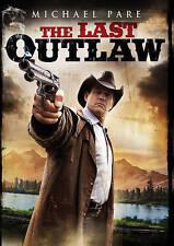 The Last Outlaw (DVD, 2014) Michael Paré!