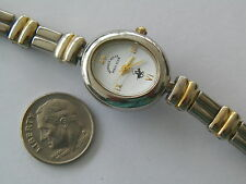 WOMEN'S BEVERLY HILLS POLO CLUB QUARTZ WARCH & BRACELET WATER RESISTANT