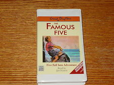The Famous Five Fall Into Adventure Unabridged Audiobook Enid Blyton Audio 1999