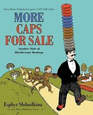 More Caps for Sale: Another Tale of Mischievous Monkeys-ExLibrary