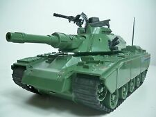D1008816 MOBAT 2.0 CUSTOM TANK AND FIGURE GI JOE 1982