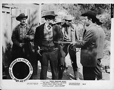 LOT of 3, Don Murray, Richard Egan stills THESE THOUSAND HILLS (1959) Fleischer