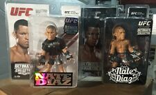 Nate Diaz - ROUND 5 - UFC Ultimate Collector Series 12 REG & LMTD EDT figures