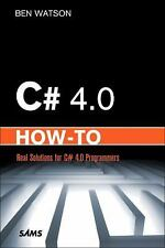 C# 4.0 How-To-ExLibrary