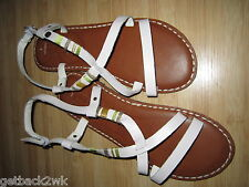 NEW ROXY Mojito SANDALS FLIP FLOPS SHOES 7.5 8 38 $46 Retail Beige