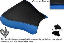 Negro Y Azul Claro personalizado se adapta a Suzuki Gsxr 600 750 Srad 96-00 delantera cubierta de asiento