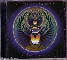 JOURNEY Captured Live 2006 Columbia [Remastered] 2 On 1 CD 70s Rock Steve Perry