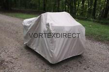 NEW LARGE VORTEX HEAVY DUTY ATV QUAD COVER, BEIGE/TAN, FREE FAST SHIPPING!