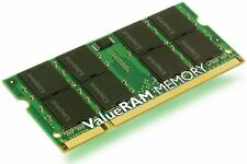 2GB Kingston2GB SO-Dimm PC5300/667 CL 5 KVR667D2S5/2G Mobile-DDR2-667 Mhz