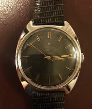 vintage men's zenith watch