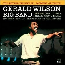 Gerald Wilson: You Better Believe It! + Moment Of Truth + Bonus Track