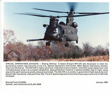 US ARMY MH-47E CHINOOK~160th SPECIAL OPERATIONS AVIATION REGIMENT~BOEING VERTOL~