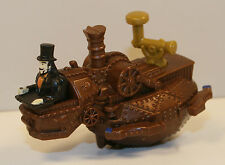 "1999 Dr Miguelito Arliss Loveless Vehicle 3.5"" Burger King Wild West Steam Punk"
