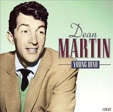 DEAN MARTIN - YOUNG DINO -  4XCD IMPORT BOX SET   FREE SHIPPING!
