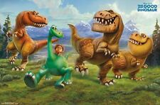 THE GOOD DINOSAUR - CHARACTERS - NEW MOVIE POSTER - 22x34 DISNEY PIXAR 13722