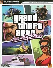 Grand Theft Auto: Vice City Stories PS2 Official Strategy Guide Official Stra