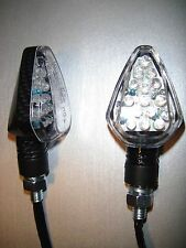 4x Led Carbono Bicicleta Lámpara Intermitente Bmw f800s/st, r100gs/rs/rt, k1200rs/lt, K1300