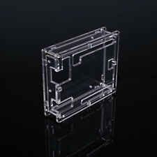 Transparent Clear Cover Acrylic Case Enclosure Box Kit For Arduino UNO R3