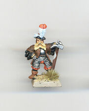 CITADEL WARHAMMER OOP EMPIRE CAPTAIN HERO WELL PAINTED