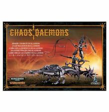 Chaos DAEMONS-Cercatore Carro di Slaanesh-WARHAMMER-GAMES WORKSHOP