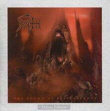 The Sound of Perseverance CD + DVD DEATH ( FREE SHIPPING)
