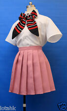 Ao No Exorcist Shiemi Moriyama Uniform Cosplay Costume Custom Made   Lotahk