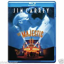 THE MAJESTIC BLU-RAY - JIM CARREY - FRANK DARABONT - AUTHENTIC US RELEASE