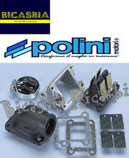 7984 - COLLETTORE POLINI LAMELLARE DM 21/25 YAMAHA 50 BW'S NEXT GENERATION - SPY