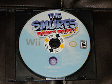 The Smurfs Dance Party Nintendo Wii 2011 Game Only Free Shipping Music Party